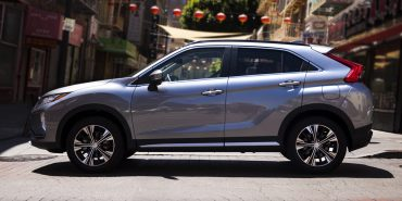 MITSUBISHI ECLIPSE CROSS 2019 Features