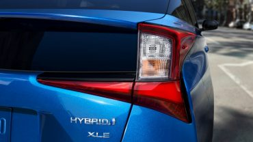 Prius 2019 Highlights Features